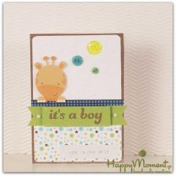 κάρτα ευχών για αγόρι