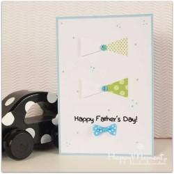κάρτα ευχών για τη γιορτή του πατέρα