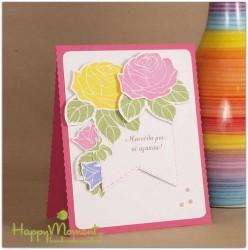 κάρτα για τη γιορτή της μητέρας