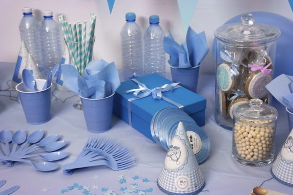 Διοργανώνω baby shower