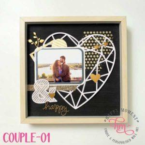 Κορνίζα για ζευγάρια | Happymoment.gr